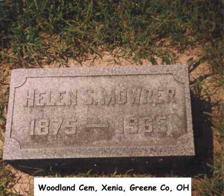MOWRER, HELEN - Greene County, Ohio | HELEN MOWRER - Ohio Gravestone Photos