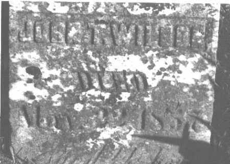 WILSON, JOHN T. - Greene County, Ohio | JOHN T. WILSON - Ohio Gravestone Photos