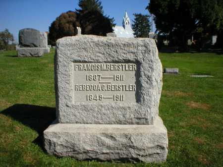 DOUGLASS BERSTLER, REBECCA - Guernsey County, Ohio | REBECCA DOUGLASS BERSTLER - Ohio Gravestone Photos