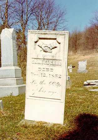 CARR, SAMUEL - Guernsey County, Ohio   SAMUEL CARR - Ohio Gravestone Photos