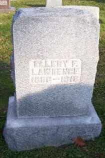 LAWRENCE, ELLERY FAYNE - Guernsey County, Ohio | ELLERY FAYNE LAWRENCE - Ohio Gravestone Photos