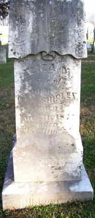 SHIPLEY, ELIZABETH MARGARET - Guernsey County, Ohio | ELIZABETH MARGARET SHIPLEY - Ohio Gravestone Photos