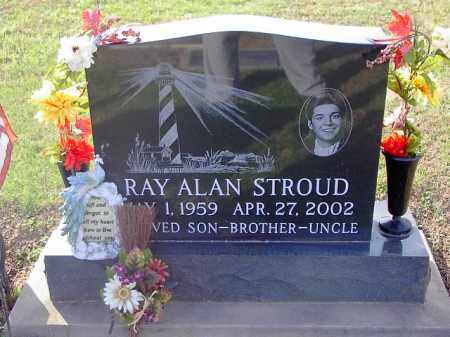 STROUD, RAY ALAN - Guernsey County, Ohio | RAY ALAN STROUD - Ohio Gravestone Photos