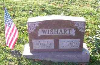 WISHART, JAMES DELBERT - Guernsey County, Ohio | JAMES DELBERT WISHART - Ohio Gravestone Photos