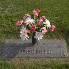 WOODFORD, MARY LUCILLE - Guernsey County, Ohio | MARY LUCILLE WOODFORD - Ohio Gravestone Photos