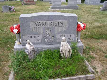 YAKUBISIN, STELLA T. - Guernsey County, Ohio | STELLA T. YAKUBISIN - Ohio Gravestone Photos