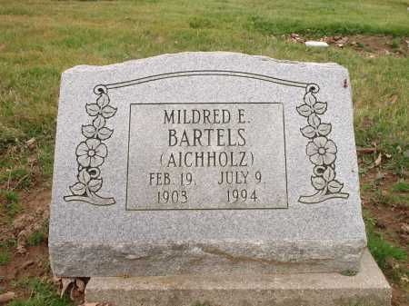 BARTELS, MILDRED E. - Hamilton County, Ohio | MILDRED E. BARTELS - Ohio Gravestone Photos