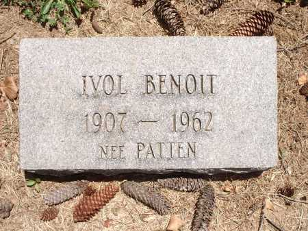 BENOIT, IVOL - Hamilton County, Ohio | IVOL BENOIT - Ohio Gravestone Photos