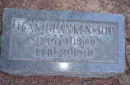 BLANKENSHIP, JEAN - Hamilton County, Ohio | JEAN BLANKENSHIP - Ohio Gravestone Photos