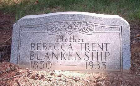 TRENT BLANKENSHIP, REBECCA - Hamilton County, Ohio | REBECCA TRENT BLANKENSHIP - Ohio Gravestone Photos