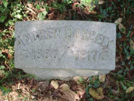 BORBELY, ANDREW - Hamilton County, Ohio | ANDREW BORBELY - Ohio Gravestone Photos