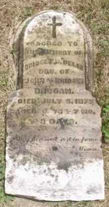BROGAN, BRIDGET - Hamilton County, Ohio | BRIDGET BROGAN - Ohio Gravestone Photos