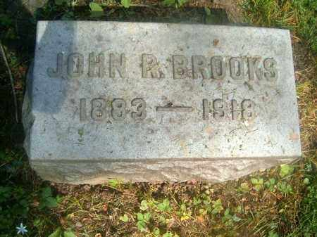 BROOKS, JOHN R. - Hamilton County, Ohio | JOHN R. BROOKS - Ohio Gravestone Photos