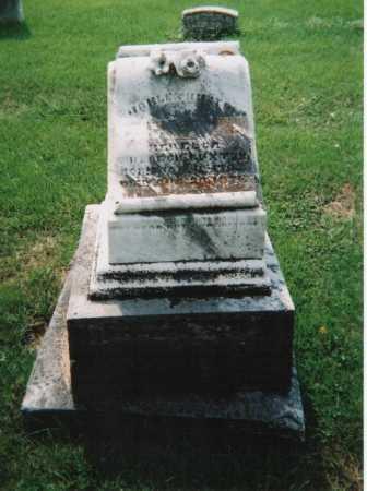 BUXTON, REBECCA - Hamilton County, Ohio | REBECCA BUXTON - Ohio Gravestone Photos