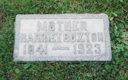 BUXTON, HARRIET COCHRAN - Hamilton County, Ohio | HARRIET COCHRAN BUXTON - Ohio Gravestone Photos