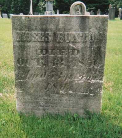 BUXTON, MOSES - Hamilton County, Ohio | MOSES BUXTON - Ohio Gravestone Photos
