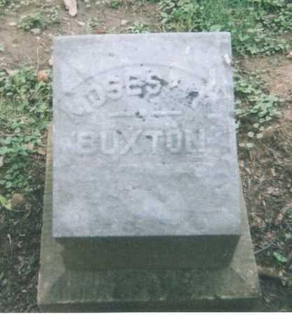 BUXTON, MOSES F. - Hamilton County, Ohio | MOSES F. BUXTON - Ohio Gravestone Photos
