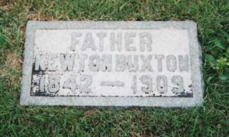 BUXTON, NEWTON - Hamilton County, Ohio | NEWTON BUXTON - Ohio Gravestone Photos