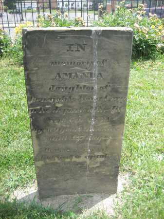 CARY, AMANDA - Hamilton County, Ohio | AMANDA CARY - Ohio Gravestone Photos