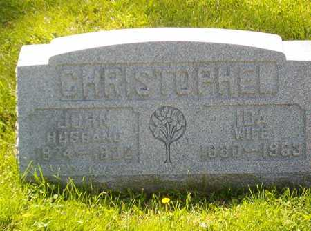 CHRISTOPHEL, JOHN - Hamilton County, Ohio | JOHN CHRISTOPHEL - Ohio Gravestone Photos