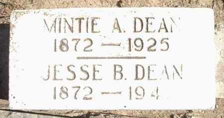 DEAN, JESSE B. - Hamilton County, Ohio | JESSE B. DEAN - Ohio Gravestone Photos