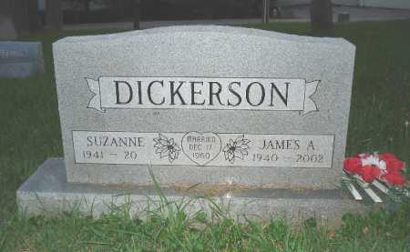 DICKERSON, SUZANNE - Hamilton County, Ohio | SUZANNE DICKERSON - Ohio Gravestone Photos