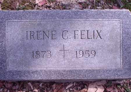 FELIX, IRENE C. - Hamilton County, Ohio | IRENE C. FELIX - Ohio Gravestone Photos