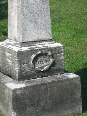 FITCH, MORGAN LEWIS - Hamilton County, Ohio | MORGAN LEWIS FITCH - Ohio Gravestone Photos