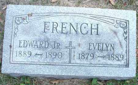 FRENCH, EDWARD JR. - Hamilton County, Ohio | EDWARD JR. FRENCH - Ohio Gravestone Photos