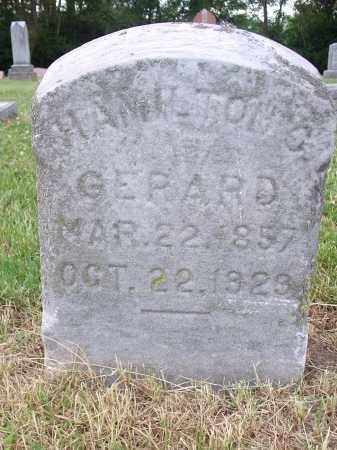 GERARD, HAMILTON C. - Hamilton County, Ohio | HAMILTON C. GERARD - Ohio Gravestone Photos