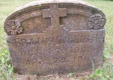 GILLICH, FRANK - Hamilton County, Ohio | FRANK GILLICH - Ohio Gravestone Photos