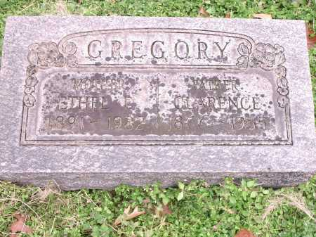 GREGORY, ETHEL E. - Hamilton County, Ohio | ETHEL E. GREGORY - Ohio Gravestone Photos