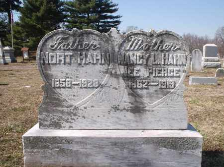 PIERCE HAHN, NANCY - Hamilton County, Ohio | NANCY PIERCE HAHN - Ohio Gravestone Photos