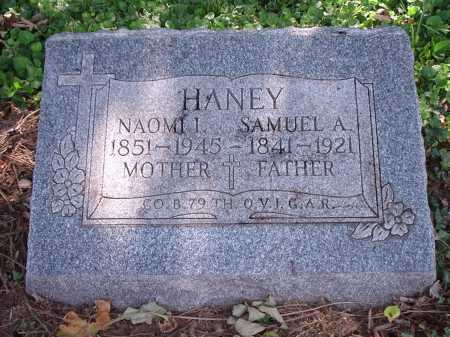 HANEY, NAOMI I. - Hamilton County, Ohio | NAOMI I. HANEY - Ohio Gravestone Photos