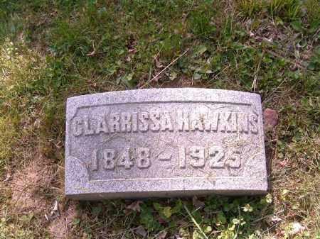 HAWKINS, CLARRISSA - Hamilton County, Ohio | CLARRISSA HAWKINS - Ohio Gravestone Photos
