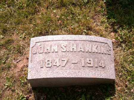 HAWKINS, JOHN  S - Hamilton County, Ohio | JOHN  S HAWKINS - Ohio Gravestone Photos
