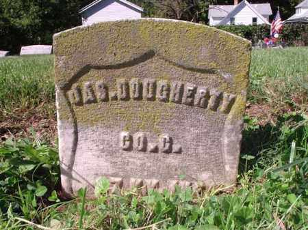 DOUGHERTY, JAS. - Hamilton County, Ohio | JAS. DOUGHERTY - Ohio Gravestone Photos