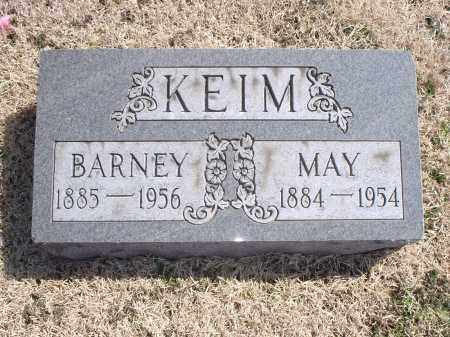 KEIM, MAY - Hamilton County, Ohio | MAY KEIM - Ohio Gravestone Photos