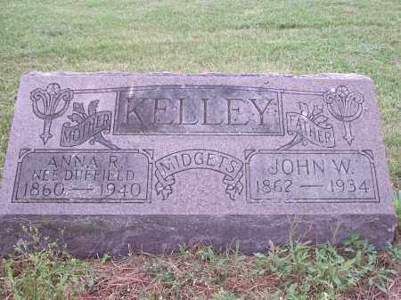 KELLEY, JOHN W. - Hamilton County, Ohio | JOHN W. KELLEY - Ohio Gravestone Photos