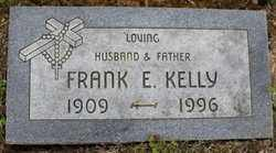 KELLY, FRANK EDWARD - Hamilton County, Ohio | FRANK EDWARD KELLY - Ohio Gravestone Photos