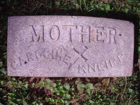 KOENIG KNEIPP, CAROLINE - Hamilton County, Ohio | CAROLINE KOENIG KNEIPP - Ohio Gravestone Photos
