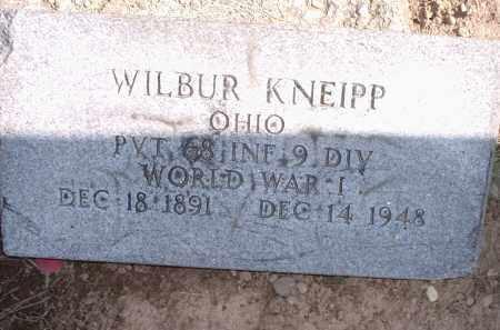 KNEIPP, WILBER - Hamilton County, Ohio | WILBER KNEIPP - Ohio Gravestone Photos