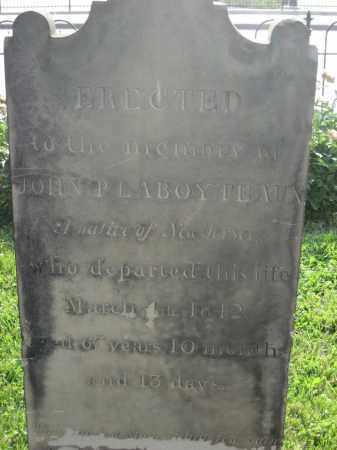 LABOYTEAUX, JOHN P. - Hamilton County, Ohio   JOHN P. LABOYTEAUX - Ohio Gravestone Photos