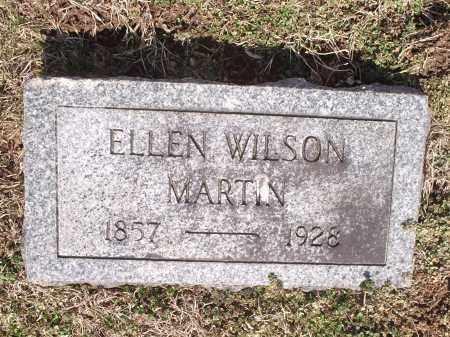 WILSON MARTIN, ELLEN - Hamilton County, Ohio | ELLEN WILSON MARTIN - Ohio Gravestone Photos