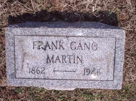 MARTIN, FRANK - Hamilton County, Ohio | FRANK MARTIN - Ohio Gravestone Photos