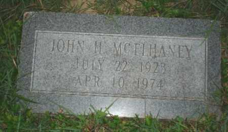 MC ELHANEY, JOHN M. - Hamilton County, Ohio | JOHN M. MC ELHANEY - Ohio Gravestone Photos