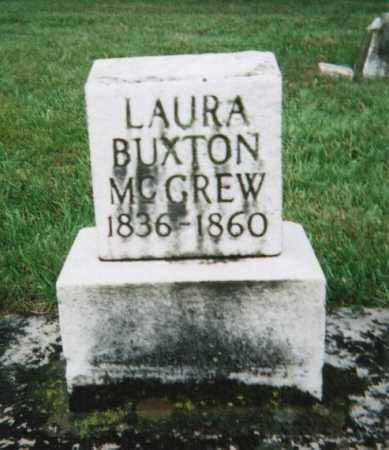 MCGREW, LAURA J. - Hamilton County, Ohio | LAURA J. MCGREW - Ohio Gravestone Photos