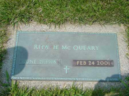 HEIDECKER MCQUEARY, RITA - Hamilton County, Ohio | RITA HEIDECKER MCQUEARY - Ohio Gravestone Photos