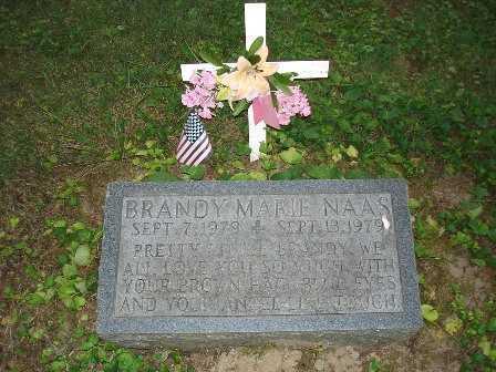 NAAS, BRANDY MARIE - Hamilton County, Ohio | BRANDY MARIE NAAS - Ohio Gravestone Photos
