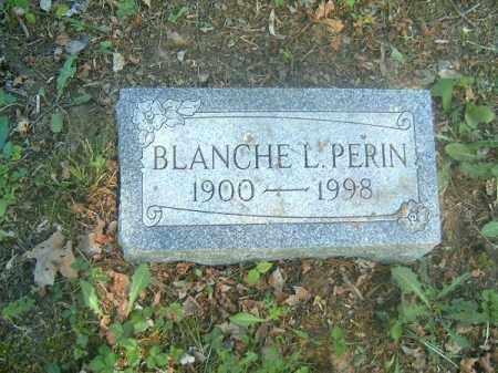 PERIN, BLANCHE  L - Hamilton County, Ohio | BLANCHE  L PERIN - Ohio Gravestone Photos